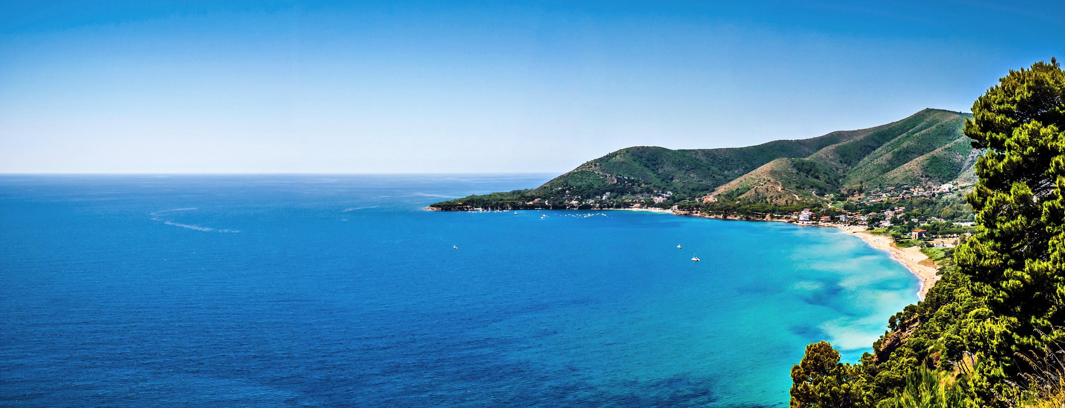spiaggia piu bianca italia nel salento