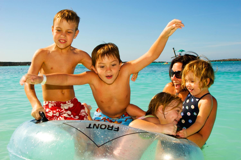 Vacanze con bimbi: dove andare con i figli? - Ignas Tour