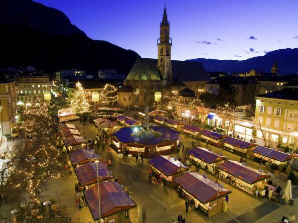 Mercatini di natale a Trento, si riparte!