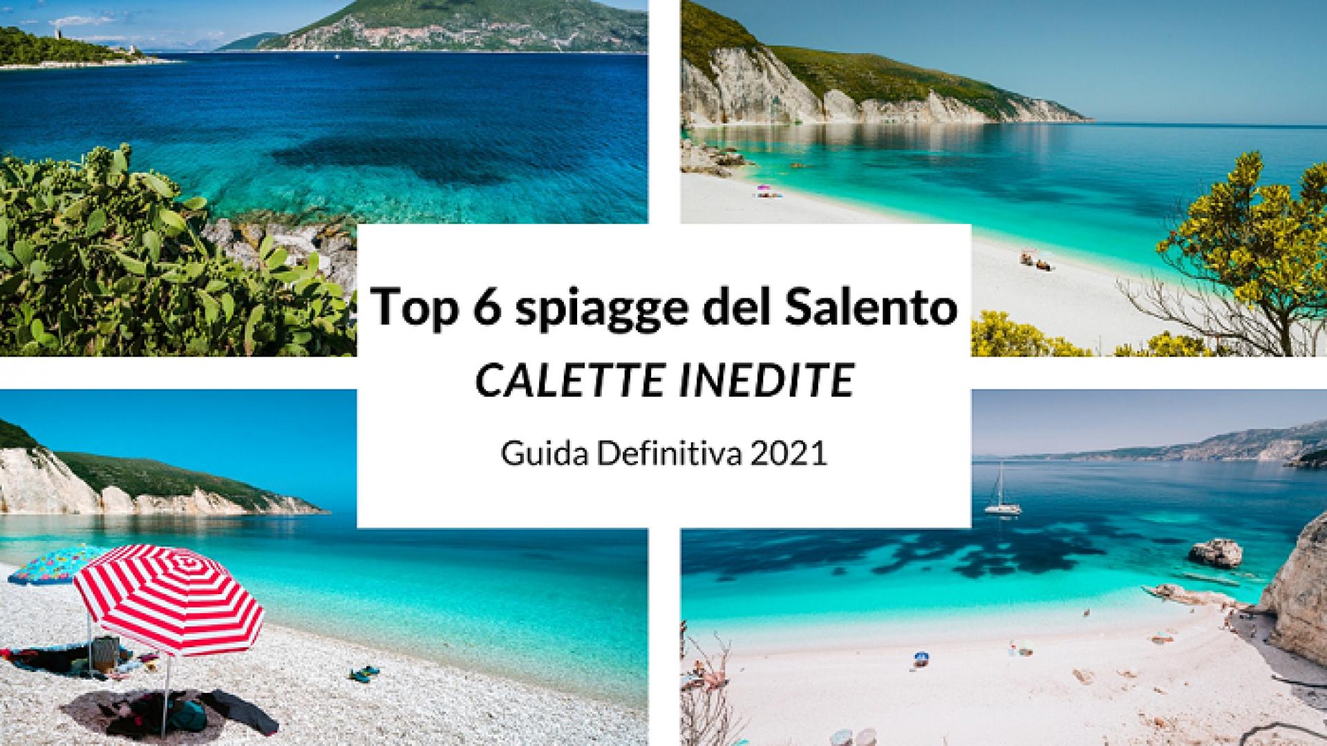 Cartina Spiagge Puglia Salento.Le Migliori Spiagge Del Salento Sfatiamo I Miti Ignas Tour